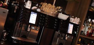 Een heerlijke koffie bij Brasserie de Linde